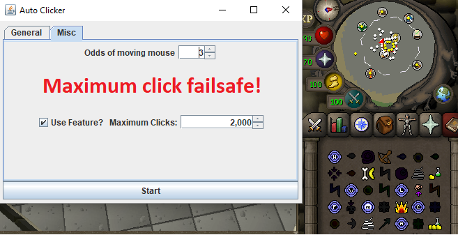 Are auto clickers allowed in osrs   Varying interval auto clickers