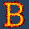 Burntish